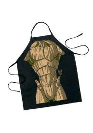 I Am Groot Apron ハロウィン コスプレ 衣装 仮装 小道具 おもしろい イベント パーティ ハロウィーン 学芸会