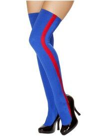 【全品10%OFFクーポン有】Marine Stockings ハロウィン コスプレ 衣装 仮装 小道具 おもしろい イベント パーティ ハロウィーン 学芸会