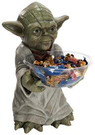 Yoda Candy Bowl Holder ハロウィン コスプレ 衣装 仮装 小道具 おもしろい イベント パーティ ハロウィーン 学芸会