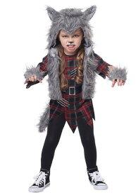 Wee-Wolf コスチューム for 女の子s ハロウィン 子ども コスプレ 衣装 仮装 こども イベント 子ども パーティ ハロウィーン 学芸会