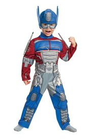 Transformers 幼児 Optimus Prime コスチューム ハロウィン 子ども コスプレ 衣装 仮装 こども イベント 子ども パーティ ハロウィーン 学芸会