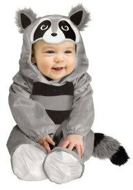 《ラストクーポン 全品10%OFF》赤ちゃん 新生児 Raccoon コスチューム ハロウィン 子ども コスプレ 衣装 仮装 こども イベント 子ども パーティ ハロウィーン 学芸会