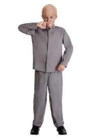 キッズ Mini Grey Suit コスチューム ハロウィン 子ども コスプレ 衣装 仮装 こども イベント 子ども パーティ ハロウィーン 学芸会