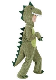 《24日〜お得クーポン多数!!》幼児 T-Rex コスチューム ハロウィン 子ども コスプレ 衣装 仮装 こども イベント 子ども パーティ ハロウィーン 学芸会