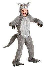 キッズ Grey Wolf コスチューム ハロウィン 子ども コスプレ 衣装 仮装 こども イベント 子ども パーティ ハロウィーン 学芸会