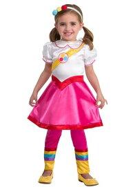 True and The Rainbow Kingdom 女の子's Classic True コスチューム ハロウィン 子ども コスプレ 衣装 仮装 こども イベント 子ども パーティ ハロウィーン 学芸会