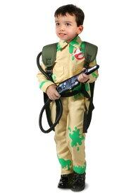 チャイルド Slime-Coveレッド Ghostbuster コスチューム ハロウィン 子ども コスプレ 衣装 仮装 こども イベント 子ども パーティ ハロウィーン 学芸会