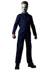 Halloween キッズ Michael Myers コスチューム ハロウィン 子ども コスプレ 衣装 仮装 こども イベント 子ども パーティ ハロウィーン 学芸会