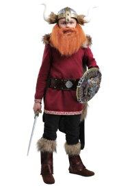 Burgundy Viking 男の子's コスチューム ハロウィン 子ども コスプレ 衣装 仮装 こども イベント 子ども パーティ ハロウィーン 学芸会
