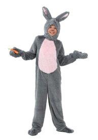 キッズ Grey Bunny コスチューム ハロウィン 子ども コスプレ 衣装 仮装 こども イベント 子ども パーティ ハロウィーン 学芸会