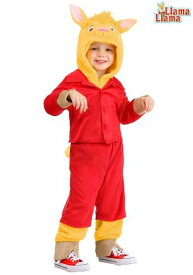 Llama Llama レッド Pajama 幼児 コスチューム ハロウィン 子ども コスプレ 衣装 仮装 こども イベント 子ども パーティ ハロウィーン 学芸会