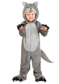 幼児 Grey Wolf コスチューム ハロウィン 子ども コスプレ 衣装 仮装 こども イベント 子ども パーティ ハロウィーン 学芸会