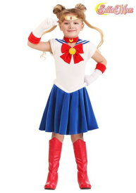 幼児 Sailor Moon コスチューム for 女の子s ハロウィン 子ども コスプレ 衣装 仮装 こども イベント 子ども パーティ ハロウィーン 学芸会