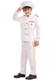 チャイルド Navy Admiral コスチューム ハロウィン 子ども コスプレ 衣装 仮装 こども イベント 子ども パーティ ハロウィーン 学芸会