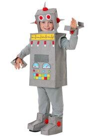 幼児 男の子's Robot Rascal コスチューム ハロウィン 子ども コスプレ 衣装 仮装 こども イベント 子ども パーティ ハロウィーン 学芸会