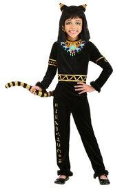 Bastet Goddess コスチューム for 女の子s ハロウィン 子ども コスプレ 衣装 仮装 こども イベント 子ども パーティ ハロウィーン 学芸会