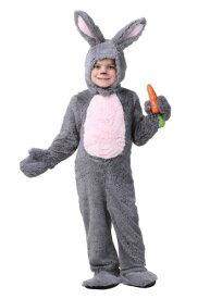 幼児 Grey Bunny コスチューム ハロウィン 子ども コスプレ 衣装 仮装 こども イベント 子ども パーティ ハロウィーン 学芸会