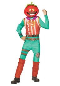 Fortnite 男の子s Tomatohead コスチューム ハロウィン 子ども コスプレ 衣装 仮装 こども イベント 子ども パーティ ハロウィーン 学芸会