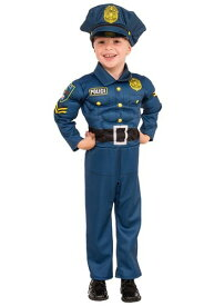 Top Cop 男の子's Muscle コスチューム ハロウィン 子ども コスプレ 衣装 仮装 こども イベント 子ども パーティ ハロウィーン 学芸会