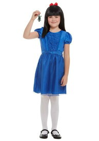 Roald Dahl 女の子s' Matilda コスチューム ハロウィン 子ども コスプレ 衣装 仮装 こども イベント 子ども パーティ ハロウィーン 学芸会