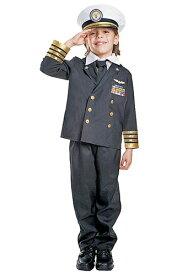 キッズ Navy Admiral コスチューム ハロウィン 子ども コスプレ 衣装 仮装 こども イベント 子ども パーティ ハロウィーン 学芸会