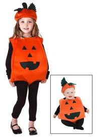 幼児 Orange パンプキン コスチューム ハロウィン 子ども コスプレ 衣装 仮装 こども イベント 子ども パーティ ハロウィーン 学芸会