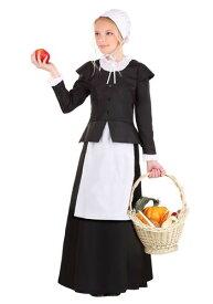 Pilgrim 女の子's Thankful コスチューム ハロウィン 子ども コスプレ 衣装 仮装 こども イベント 子ども パーティ ハロウィーン 学芸会