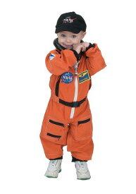 幼児 Orange 宇宙飛行士 Romper コスチューム ハロウィン 子ども コスプレ 衣装 仮装 こども イベント 子ども パーティ ハロウィーン 学芸会