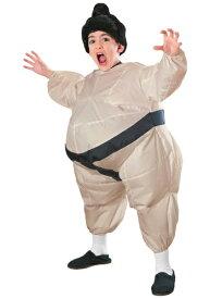 【お得クーポン多数 最大1,000円OFF有】チャイルド Inflatable Sumo コスチューム ハロウィン 子ども コスプレ 衣装 仮装 こども イベント 子ども パーティ ハロウィーン 学芸会