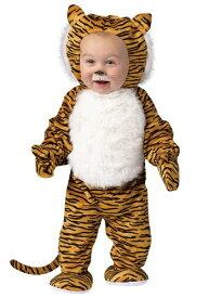 幼児 Cuddly 虎 タイガー トラ コスチューム ハロウィン 子ども コスプレ 衣装 仮装 こども イベント 子ども パーティ ハロウィーン 学芸会