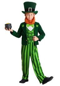 Child's Leprechaun コスチューム ハロウィン 子ども コスプレ 衣装 仮装 こども イベント 子ども パーティ ハロウィーン 学芸会
