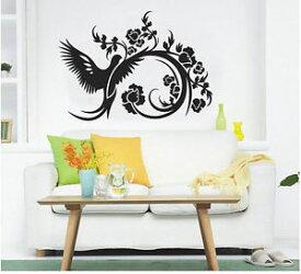 New Phoenix ウォールデコ ウォールステッカー インテリア 壁 シール リムーバル ホームデコレーション Wall Art Mural デカール Decorative