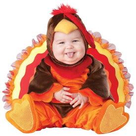 ベイビー TurkeyLil Gobbler Deluxe Thanksgiving Outfit ハロウィン コスチューム コスプレ 衣装 変装 仮装