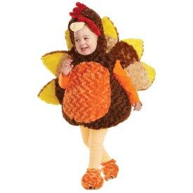 Turkeyベイビー & ToddlerThanksgiving ハロウィン コスチューム コスプレ 衣装 変装 仮装