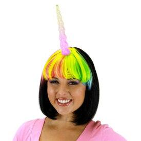 Light-Up Unicorn Horn アクセサリー Rave クリスマス ハロウィン コスチューム コスプレ 衣装 変装 仮装