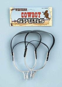 カウボーイ Spurs Western Sheriff Rodeo Lone Ranger 大人用 アクセサリー ハロウィン コスチューム コスプレ 衣装 変装 仮装