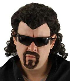 Kenny Powers Kit Eastbound Down Wig ヤギee Glasses アクセサリー クリスマス ハロウィン コスチューム コスプレ 衣装 変装 仮装
