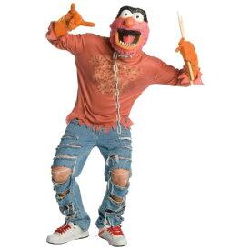 Animal Muppet 大人用 Funny クリスマス ハロウィン コスチューム コスプレ 衣装 変装 仮装