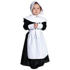 Pilgrim ガール キッズ 子供用 Holiday Pageant Thanksgiving ハロウィン コスチューム コスプレ 衣装 変装 仮装