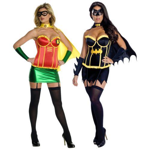 Justice League ジャスティスリーグCorset 大人用 レディス 女性用 スーパーヒーロー ハロウィン コスチューム コスプレ 衣装 変装 仮装