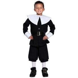 Pilgrim 子供用 ガールズ Boys Thanksgiving ハロウィン コスチューム コスプレ 衣装 変装 仮装