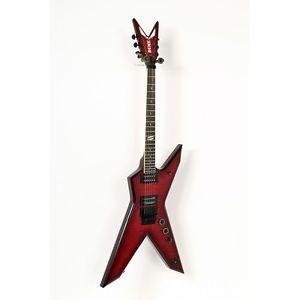 ディーン Dean Dimebag Rebel Flametop エレキギター エレクトリックギター Transparent Red 888365556758