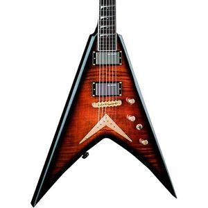 ディーン Dean Signature VMNT Limited Edition Dave Mustaine エレキギター エレクトリックギター Tiger Eye