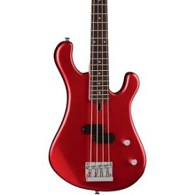 【全品ポイント5倍】ディーン Dean Hillsboro Junior 3/4 Size Electric Bass Guitar Metallic Red