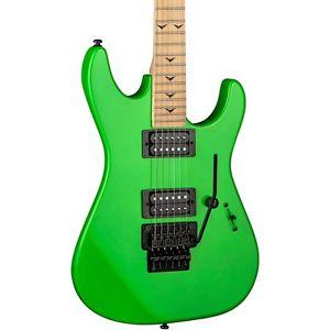 ディーン Dean Custom Zone II Floyd エレキギター エレクトリックギター Nuclear Green