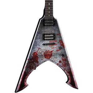 ディーン Dean Michael Amott Tyrant Signature エレキギター エレクトリックギター Battle Axe Custom Graphic