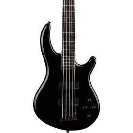 【全品ポイント5倍】ディーン Dean Edge 5-String EMG Electric Bass Guitar Classic Black LN