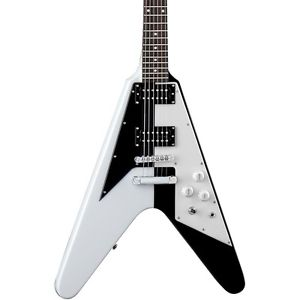 ディーン Dean Michael Schenker Signature Retro Electric wht/blk
