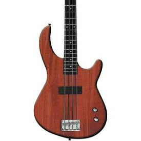 【全品ポイント5倍】ディーン Dean Edge 09 4-String Electric Bass Guitar - Mahogany Finish Satin Natural