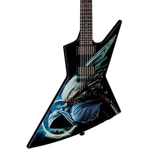 ディーン Dean Dave Mustaine ZERO Angel of Deth II エレキギター エレクトリックギター Custom Graphic
